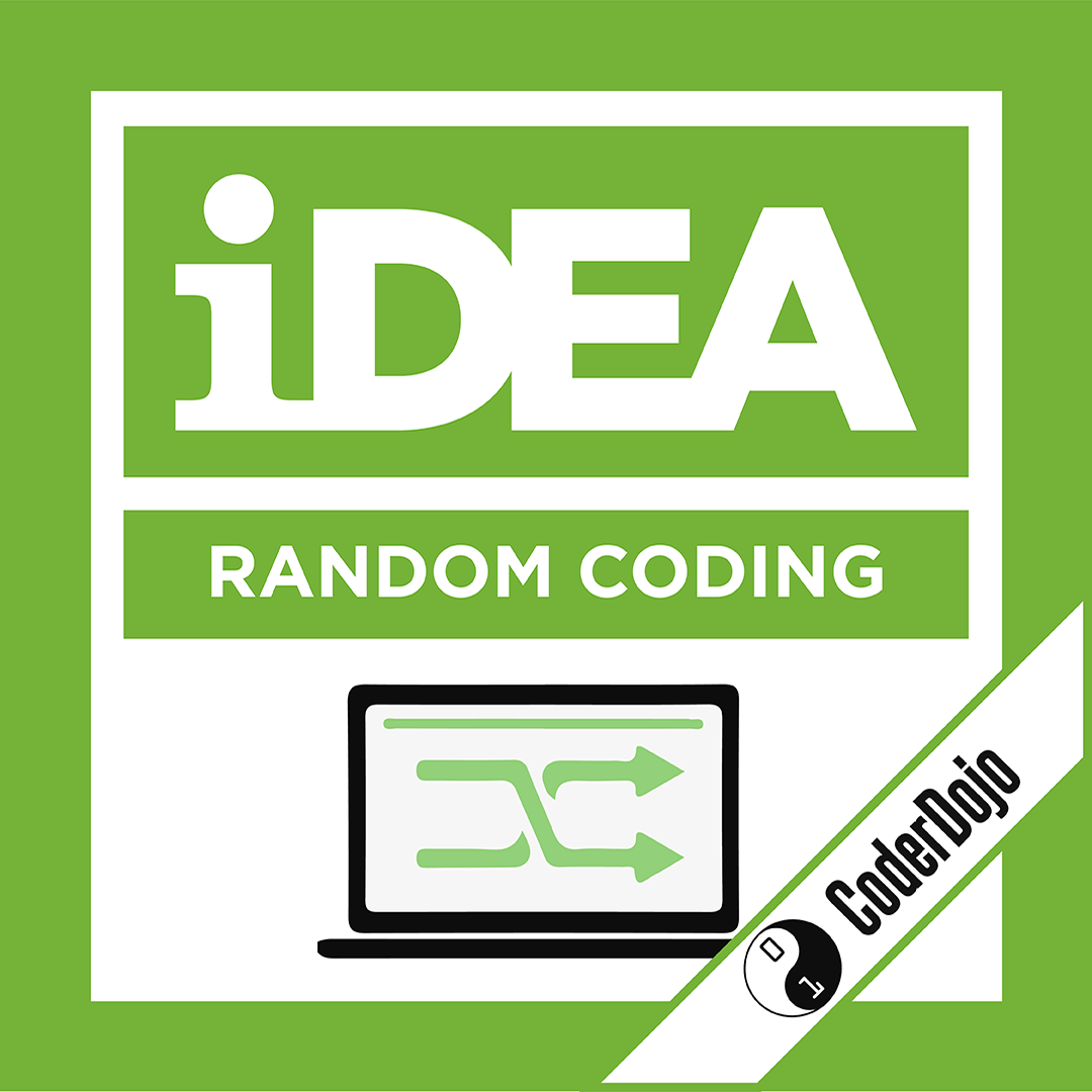 iDEA Badge: CoderDojo Randomness