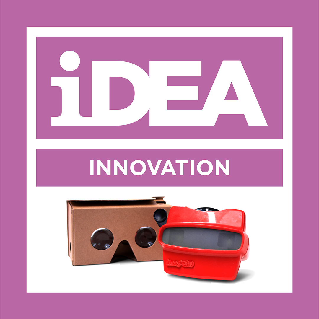 iDEA Badge: Innovation