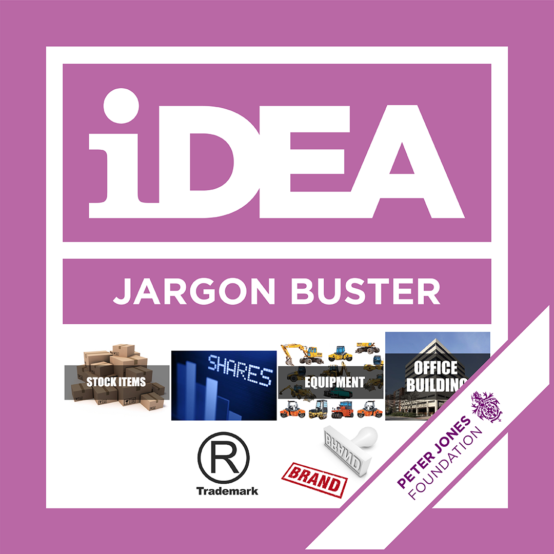 iDEA Badge: Jargon Buster
