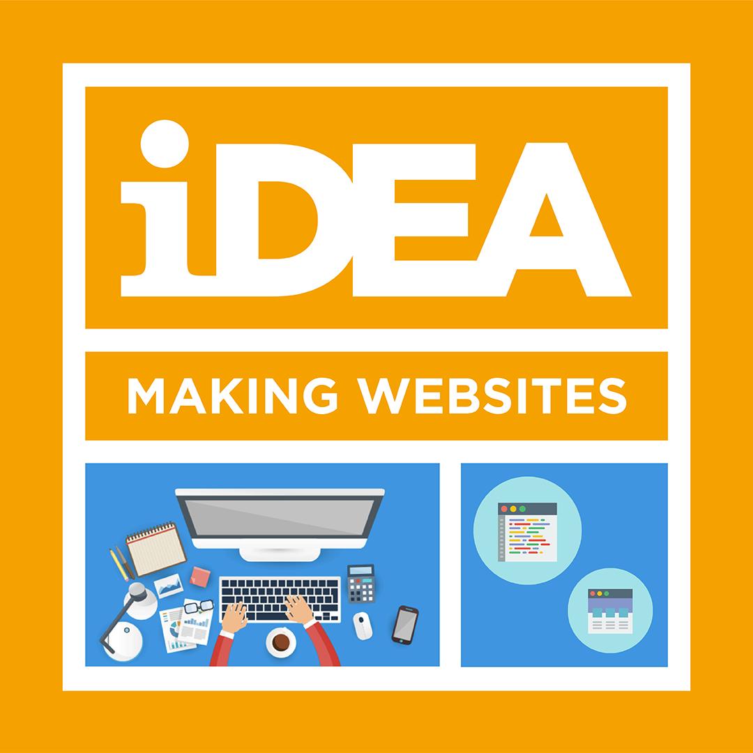 iDEA Badge: Making Websites