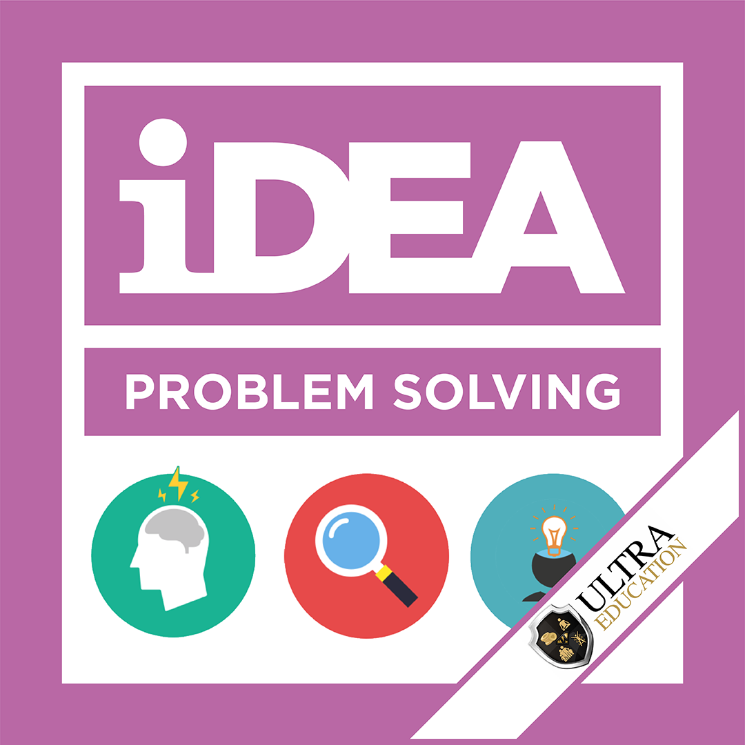 iDEA Badge: Problem Solving