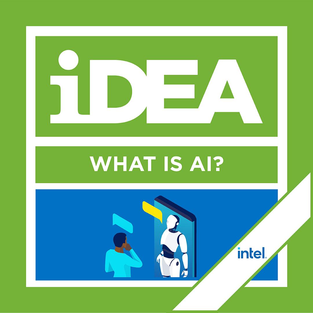 iDEA Badge: What is AI?