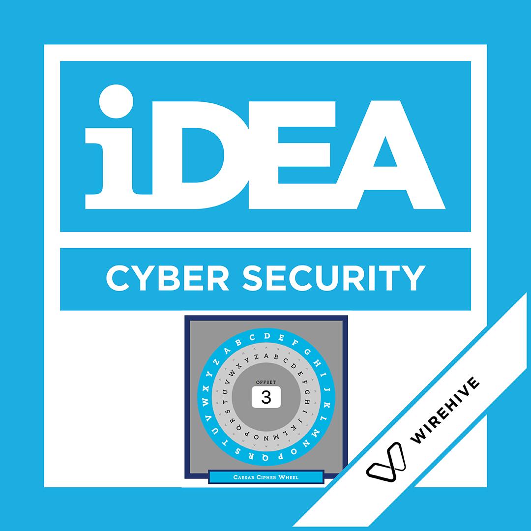 iDEA Badge: Cyber Security