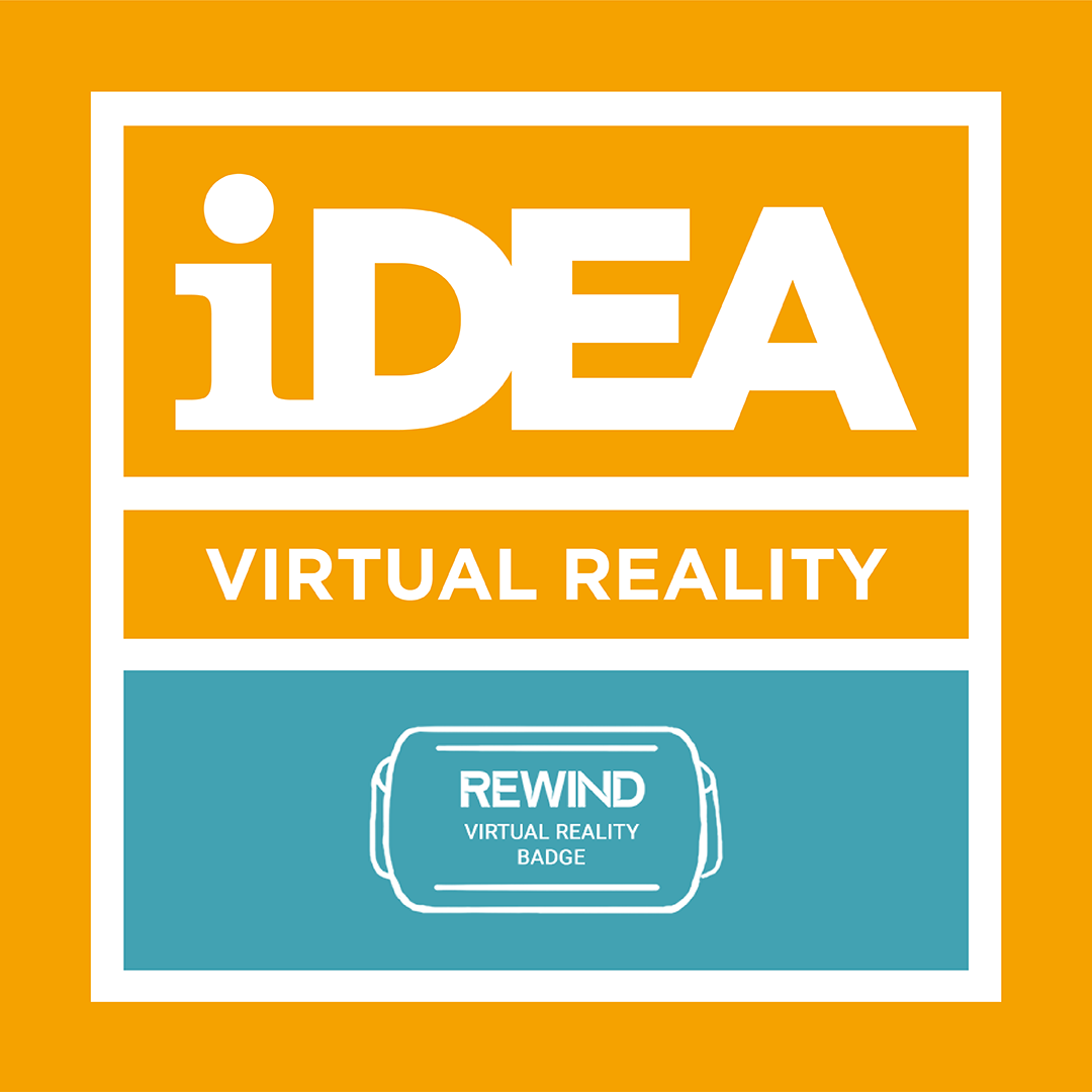 iDEA Badge: Virtual Reality