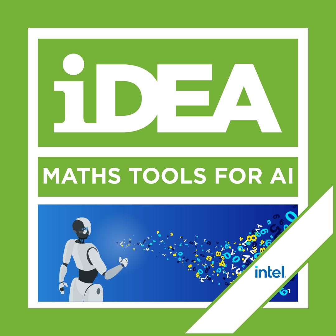 iDEA Badge: Maths Tools for AI