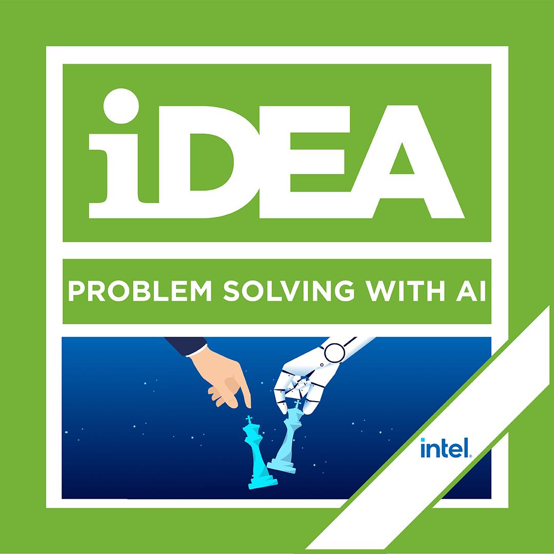 iDEA Badge: Problem solving with AI