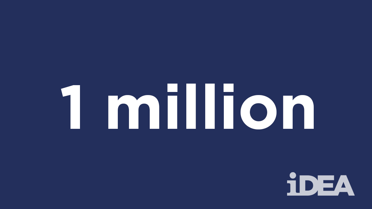 Supporting ONE MILLION Learners