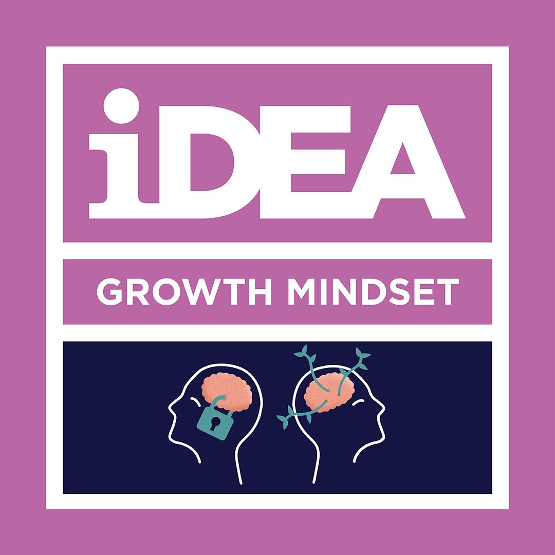 NEW iDEA Bronze Badge: Growth Mindset