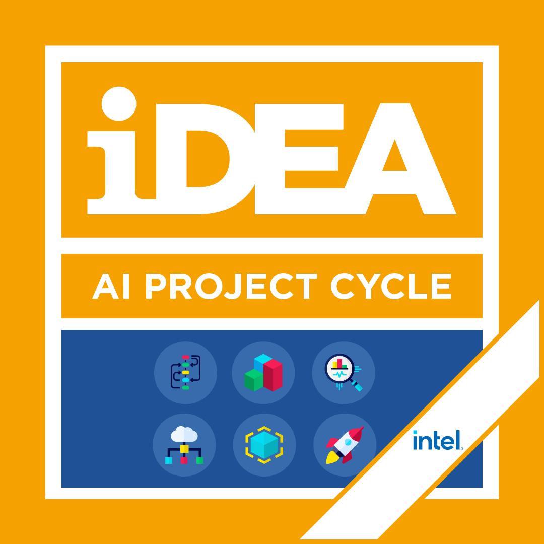 NEW iDEA Bronze Badge: AI Project Cycle