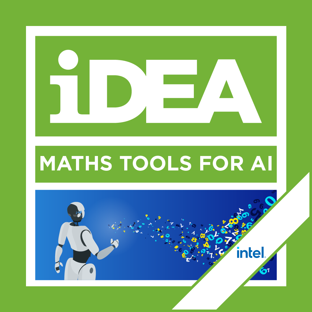 NEW iDEA Bronze Badge: Maths Tools for AI