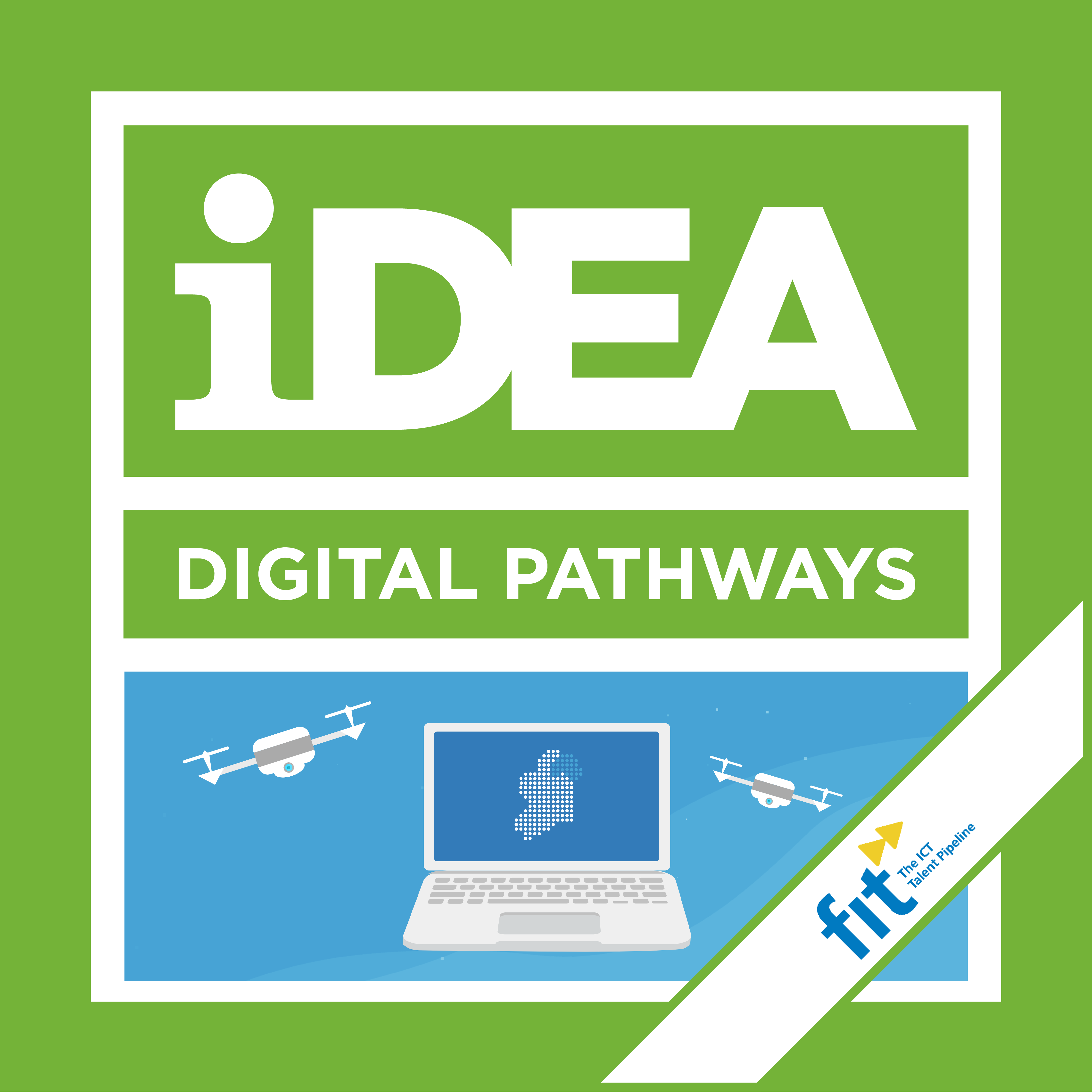 NEW iDEA Bronze Badge: Digital Pathways
