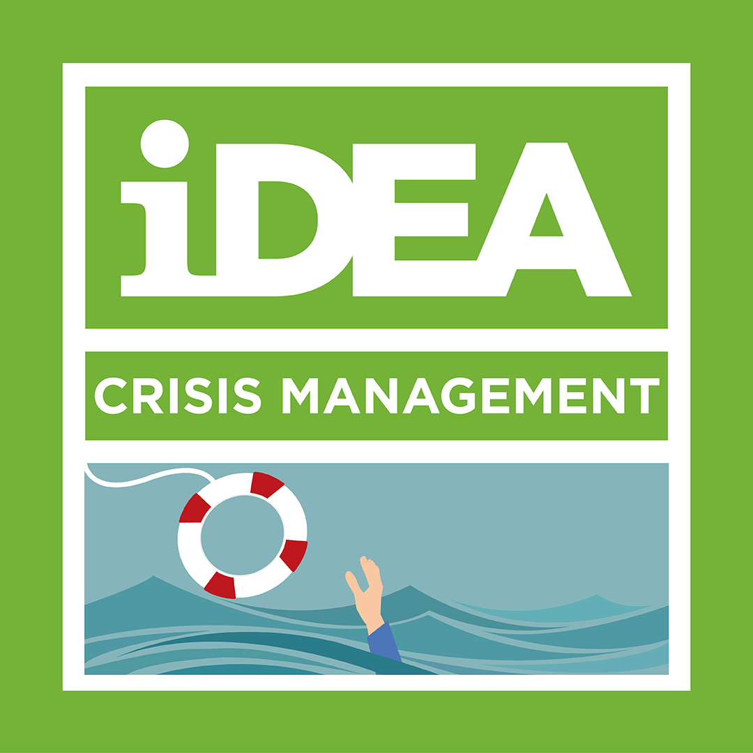 NEW iDEA Bronze Badge: Crisis Management