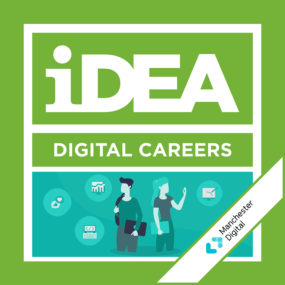 NEW iDEA Bronze Badge: Digital Careers